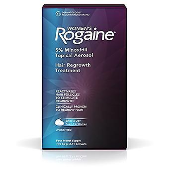 Women'S Rogaine® Foam Proporcionado 4 meses