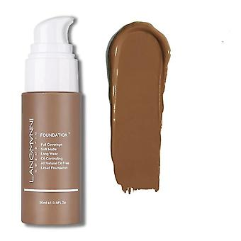 30ml Liquid Foundation Soft Matte, Concealer Primer Base Face fyldes op