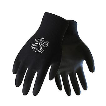 Polyester Nylon Pu Coating Safety Work Gloves