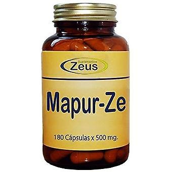 Suplementos Zeus Mapur-Ze 180 Capsules,