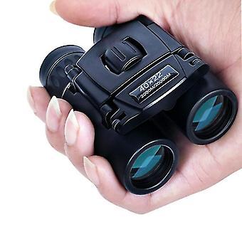 40X22 hd tehokkaat kiikarit 2000m pitkän kantaman taittuva miniteleskooppi bak4 fmc optiikka urheilun ulkoiluun