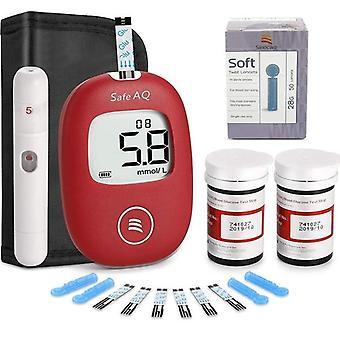 Paski testowe i lancety igły monitor cukrzycowy
