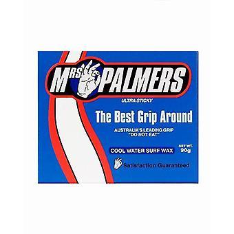 السيدة بالمر فائقة لزجة الشمع لوح التزلج بارد