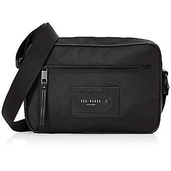 Ted Baker London BLONDD, Men's Flight Bag, Black, One Size