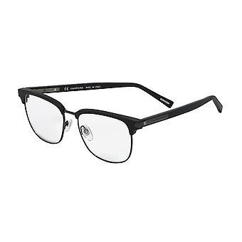 Chopard VCH297 0703 Matte Sandblasted Black Glasses