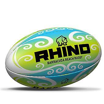 Rhino Barracuda Beach Pro Rugby Ball - Midi (Størrelse 2)