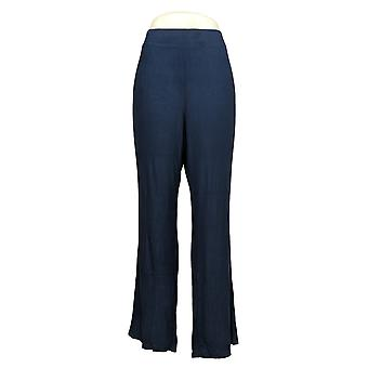 Laurie Felt Pantalones de Mujer Fusible Modal Pull-On Azul A391129
