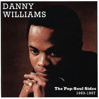 Danny Williams - Pop/soul sidor 1963-1967 CD