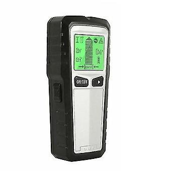 5 v 1 Multifunkční elektronický nástěnný detektor Inteligentní stud nail finder