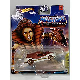 Hot Hjul Teela Master of the Universe Character Car GRM25