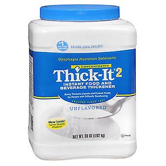 Thick-It Thick-It 2 Instant Food and Beverage Thickener Concentrated, 36 oz