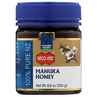 Manuka Health MGO 400 Plus Manuka Honey, 8.8 Oz