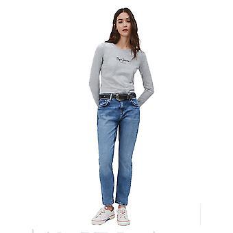 Pepe Jeans Womens/Ladies Violet Trousers