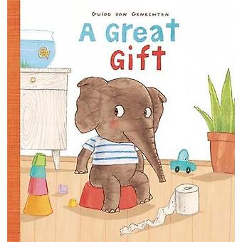 A Great Gift by Illustrated by Guido van Genechten