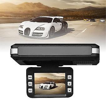 2 W 1 Samochód DVR Radar Dash Cam Laser Video Speed Detector / GPS Car Camera Record
