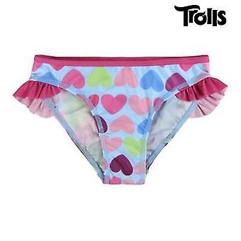 Bikinibroekjes voor meisjes trollen 72732