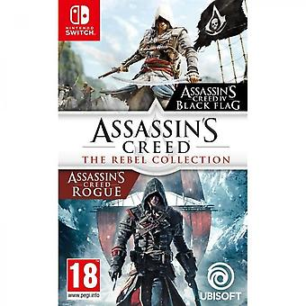 Assassins Creed: The Rebel Collection Game Switch