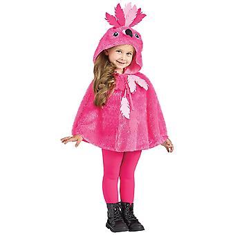 فلامنغو الوردي الخوض الطيور حديقة الحيوان كتاب أسبوع الفتيات طفل زي تصل إلى 3T