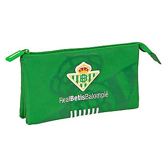 Triple Holdall Real Betis Balompié Green
