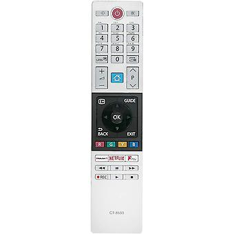 Robotic toys vinabty ct-8533 remote for toshiba tv 43u5863db 49u5863db 50u5863db 55u5863db 65u5863db 32l3863db