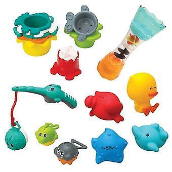 Bath toys splish splash bath play set