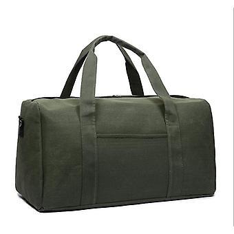 Military Style Fallschirm Cargo Bag Canvas Reisetasche