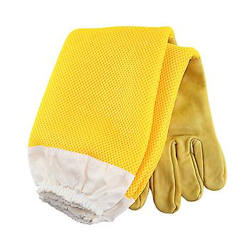 Beschermende mouwen Ademende Anti Bijenteelt Handschoenen