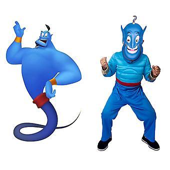 Schattige magische lamp kinderen prestaties kostuum Aladdin Magic Lamp Cosplay