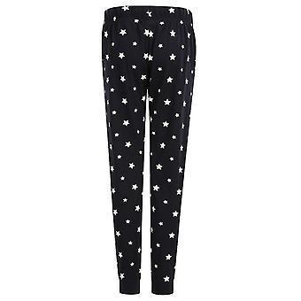 SF Womens/Ladies Stars Lounge Pants