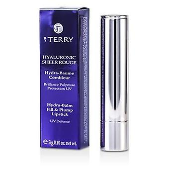 By Terry Hyaluronic Sheer Rouge Hydra Balm Fill & Plump Lipstick (uv Defense) - # 7 Bang Bang - 3g/0.1oz