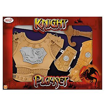 Toyrific Medium Knight Playset aankleden