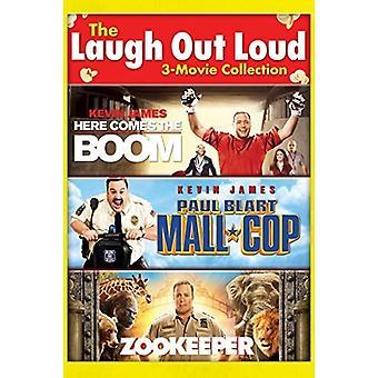 Boom / Blart / Zookeeper [DVD] USA import