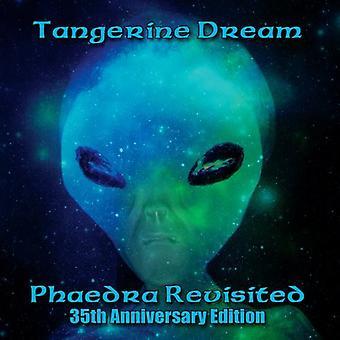 Tangerine Dream - Phaedra Revisited-35th verjaardag Edi [CD] USA import