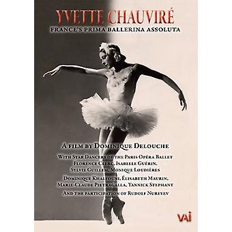 France's Prima Ballerina Assoluta [DVD] USA import
