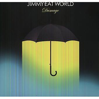 ジミー食べる世界 - 損傷 [ビニール] USA 輸入