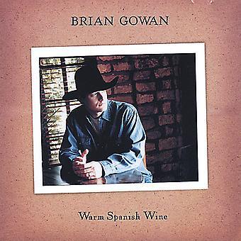 ブライアン Gowan - 暖かいスペイン ワイン [CD] USA 輸入