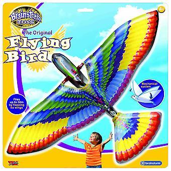 Burzy mózgów zabawki oryginał latający ptak - rozpiętość skrzydeł 400mm