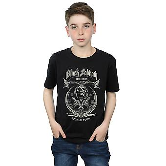 Black Sabbath Boys The End World Tour T-Shirt