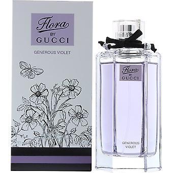 Gucci Flora hojny Violet Woda toaletowa 100ml Spray