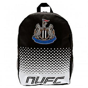 Newcastle United FC offizielle Fade Fußball Crest Backpack/Rucksack