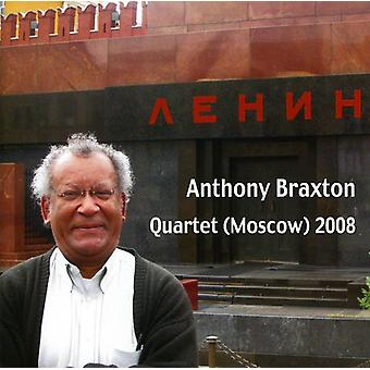 Anthony Braxton - Quartet (Moscow) 2008 [CD] USA import