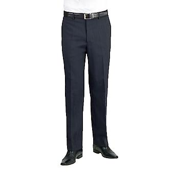 Brook Taverner Mens Apollo Flat Front Work Trouser