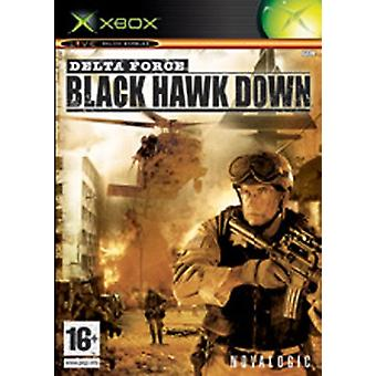 Delta Force Black Hawk Down (Xbox)-nieuw