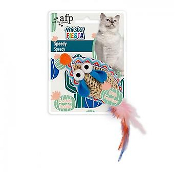 AFP Speedy Whisker Mouse Party (Cats , Toys , Mice)