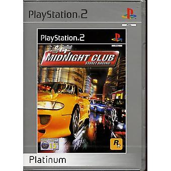 Midnight Club Platinum-fabriek verzegeld
