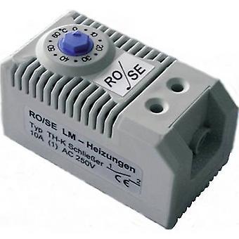 Rose LM Enclosure themostat TH-K 1 maker (L x W x H) 60 x 32 x 43 mm 1 pc(s)
