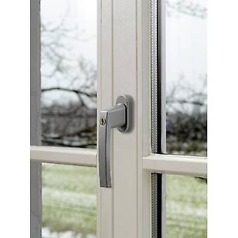 ABUS ABFS59486 bloqueio janela lidar com prata