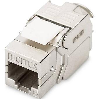 Digitus DN-93612-1 RJ45 modülü Keystone CAT 6