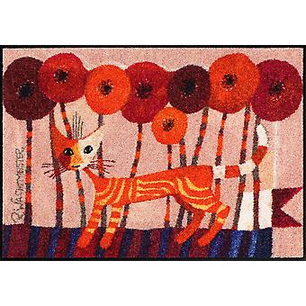 Rosina Wachtmeister paillasson Carotino Salon Lion de tapis lavables