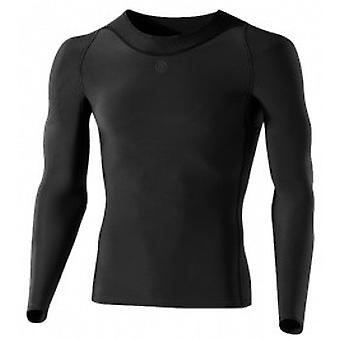 SKINS RY400 Men's Recovery Long Sleeve Top graphite - B43039005